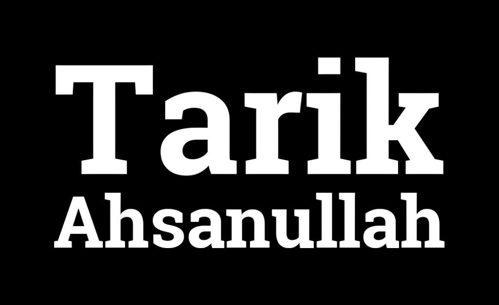 Tarik Ahsanullah