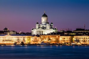 helsinki cathedral, cathedral, church